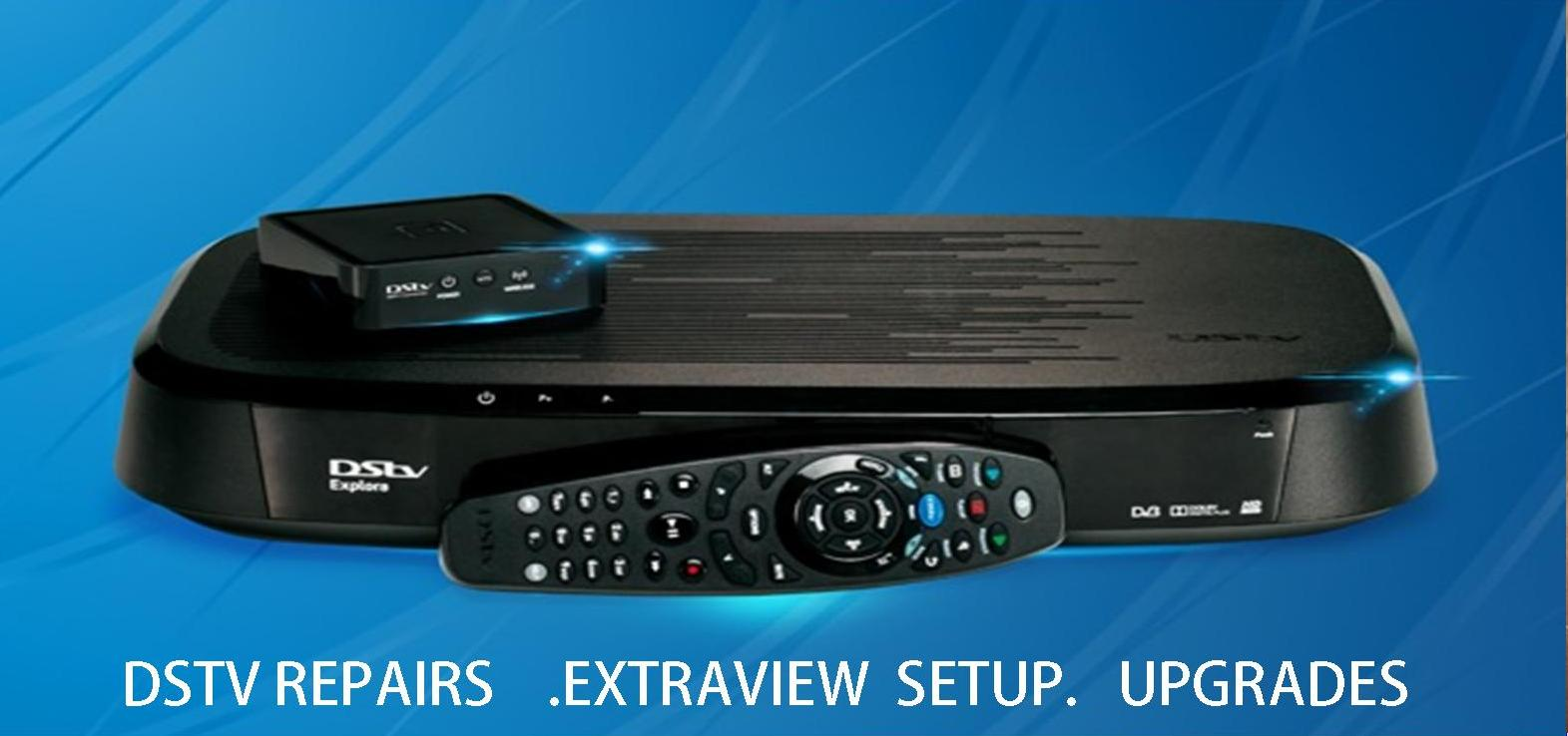 Get the new DSTV Explora today