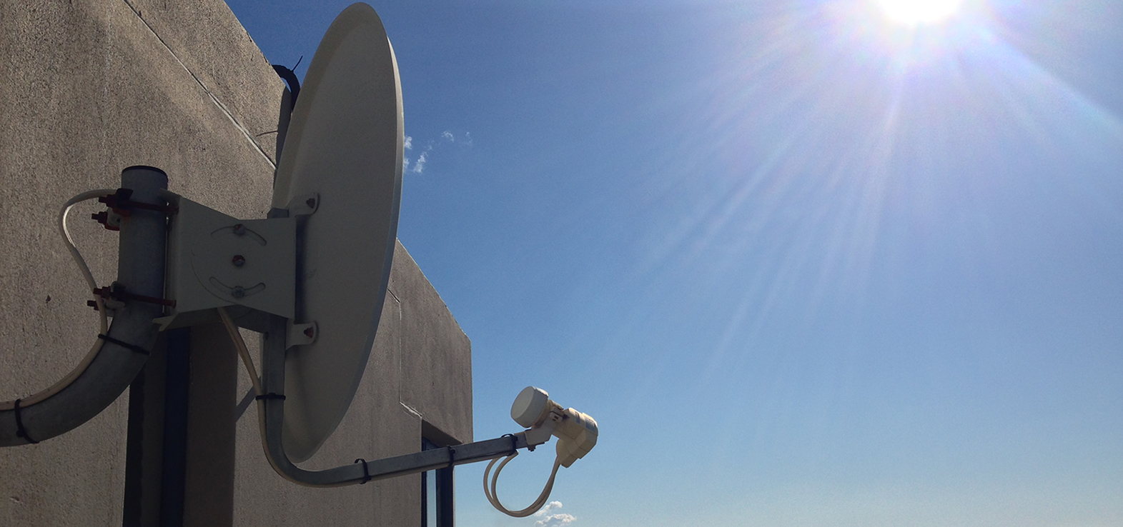 Satellite dish installations and replacements